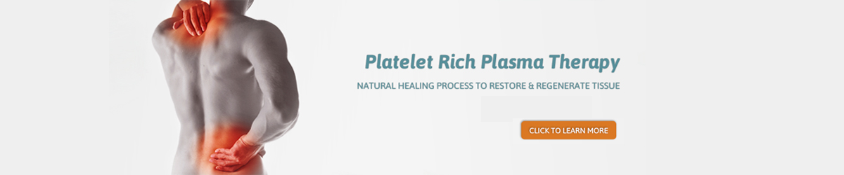 platelet rich plasma treatment at phoenix pain management centre chennai